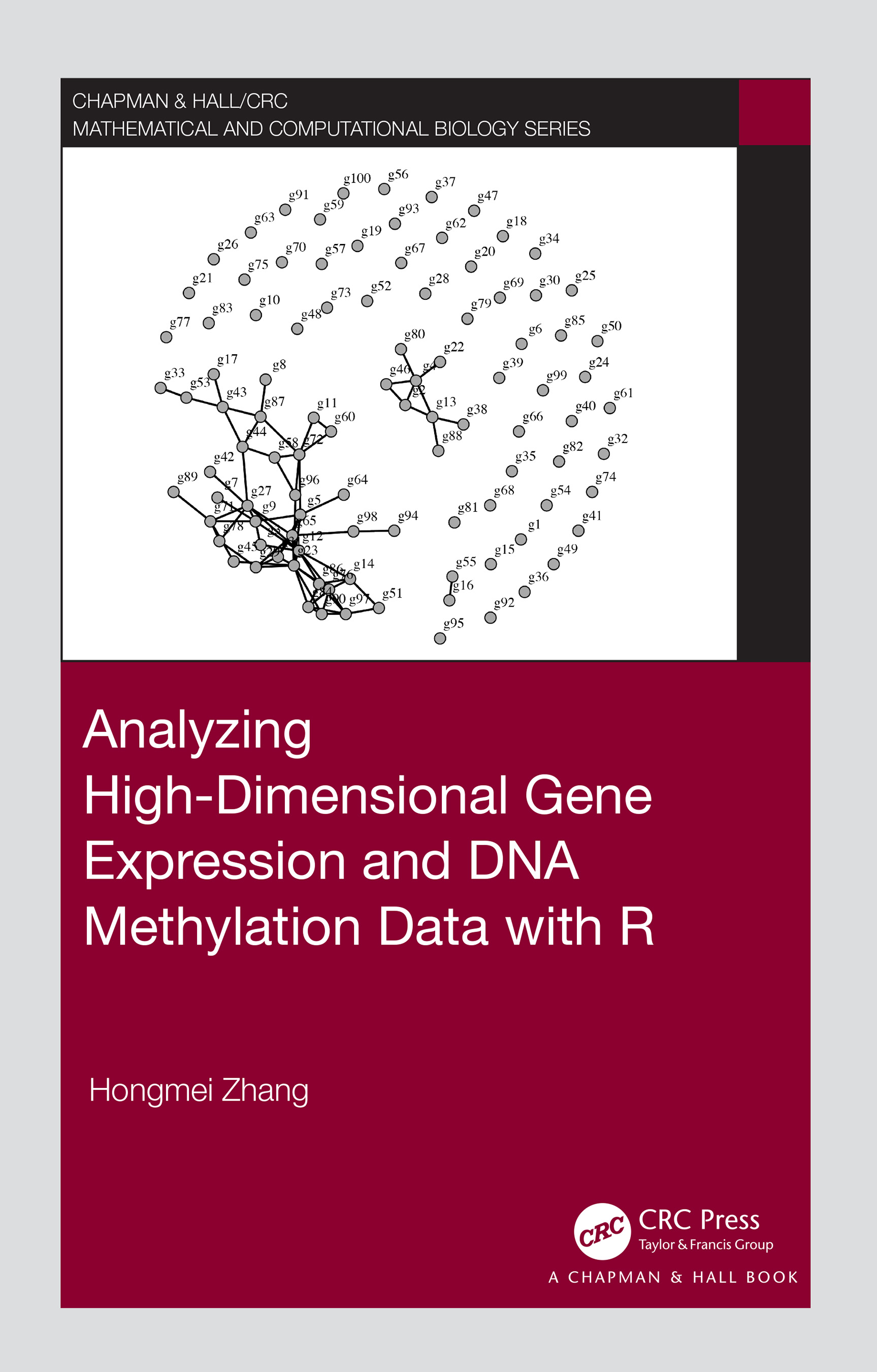 Analyzing High-Dimensional Gene Expression and DNA Methylation Data with R book cover