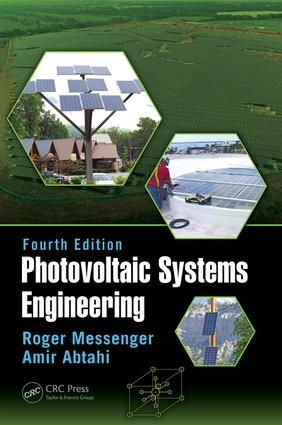 Photovoltaic Systems Engineering: 4th Edition (Hardback) book cover