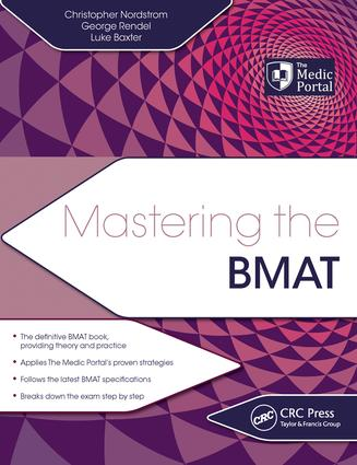 Mastering the BMAT: 1st Edition (Paperback) book cover