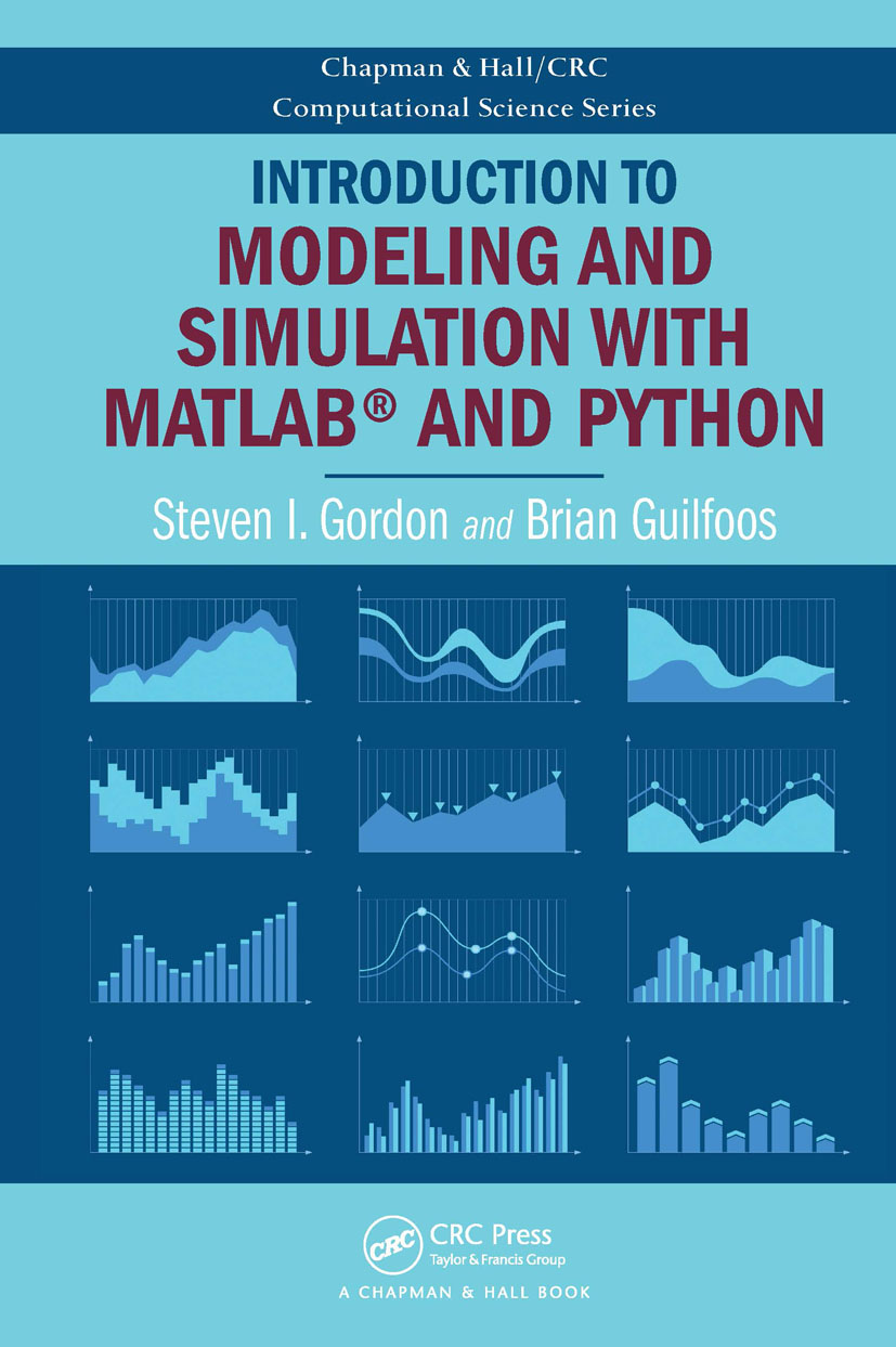 Introduction to Modeling and Simulation with MATLAB® and Python book cover