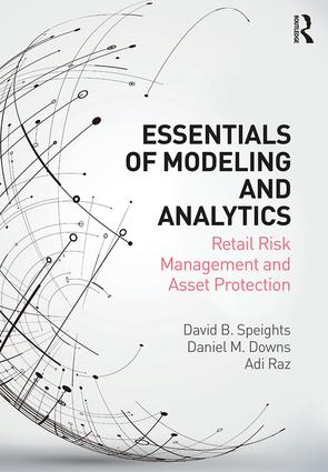 Essentials of Modeling and Analytics: Retail Risk Management and Asset Protection (Hardback) book cover