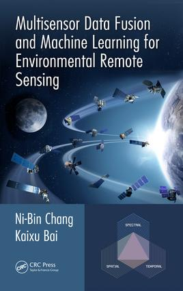Multisensor Data Fusion and Machine Learning for Environmental Remote Sensing book cover
