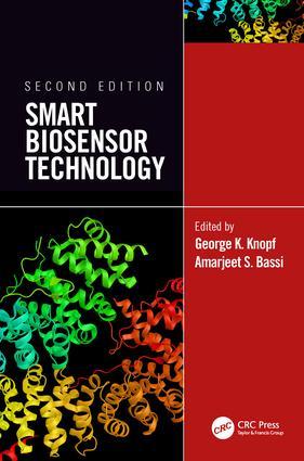 Smart Biosensor Technology book cover