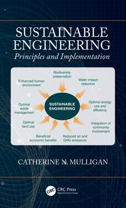 Sustainable Engineering: Principles and Implementation, 1st Edition (Hardback) book cover