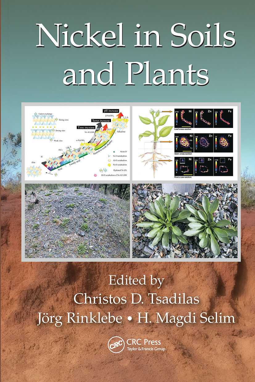 Nickel in Soils and Plants book cover