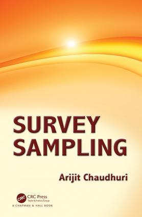 Survey Sampling book cover