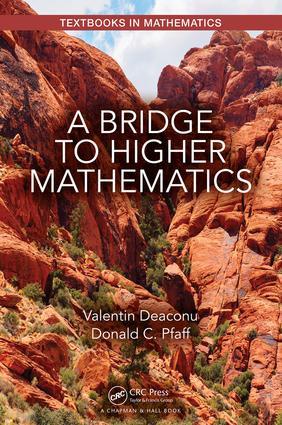 A Bridge to Higher Mathematics book cover
