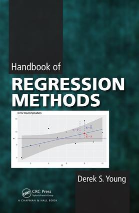 Handbook of Regression Methods: 1st Edition (Hardback) book cover
