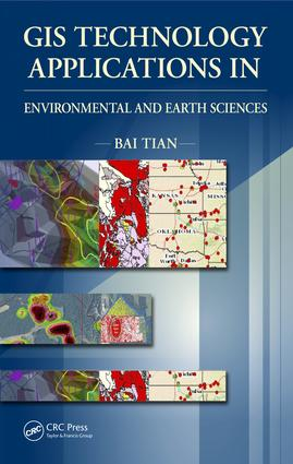 GIS Technology Applications in Environmental and Earth Sciences (Hardback) book cover