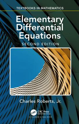 Elementary Differential Equations: Applications, Models, and Computing book cover