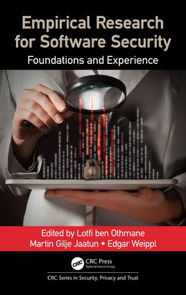 Empirical Research for Software Security: Foundations and Experience book cover