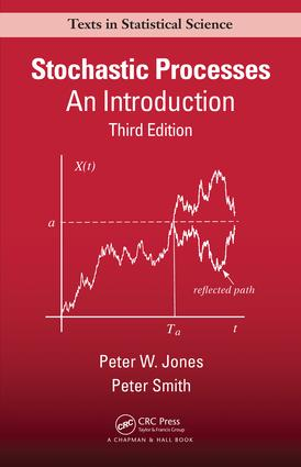 Stochastic Processes: An Introduction, Third Edition, 3rd Edition (Hardback) book cover