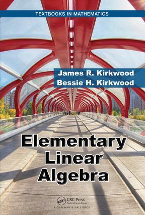 Elementary Linear Algebra book cover