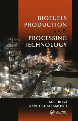 Biofuels Production and Processing Technology: 1st Edition (Hardback) book cover
