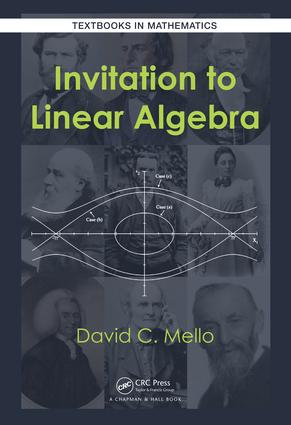 Invitation to Linear Algebra (Hardback) book cover
