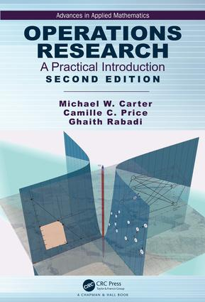 Operations Research: A Practical Introduction, 2nd Edition (Hardback) book cover
