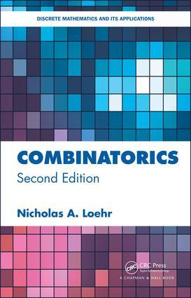 Combinatorics: 2nd Edition (Hardback) book cover