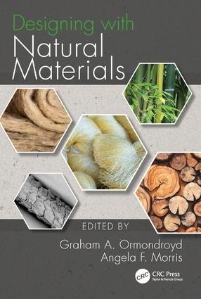 Designing with Natural Materials: 1st Edition (Hardback) book cover