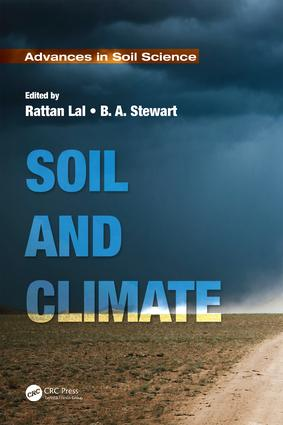 Soil and Climate book cover