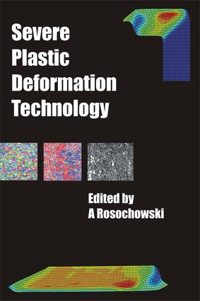 Severe Plastic Deformation Technology: 1st Edition (Hardback) book cover