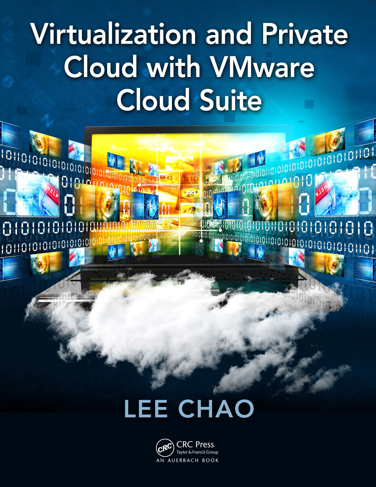 Virtualization and Private Cloud with VMware Cloud Suite (Paperback) book cover
