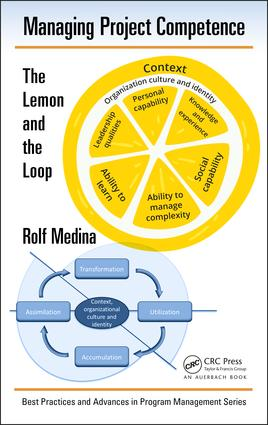 Managing Project Competence: The Lemon and the Loop (Hardback) book cover