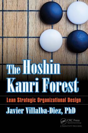 The Hoshin Kanri Forest: Lean Strategic Organizational Design, 1st Edition (Hardback) book cover