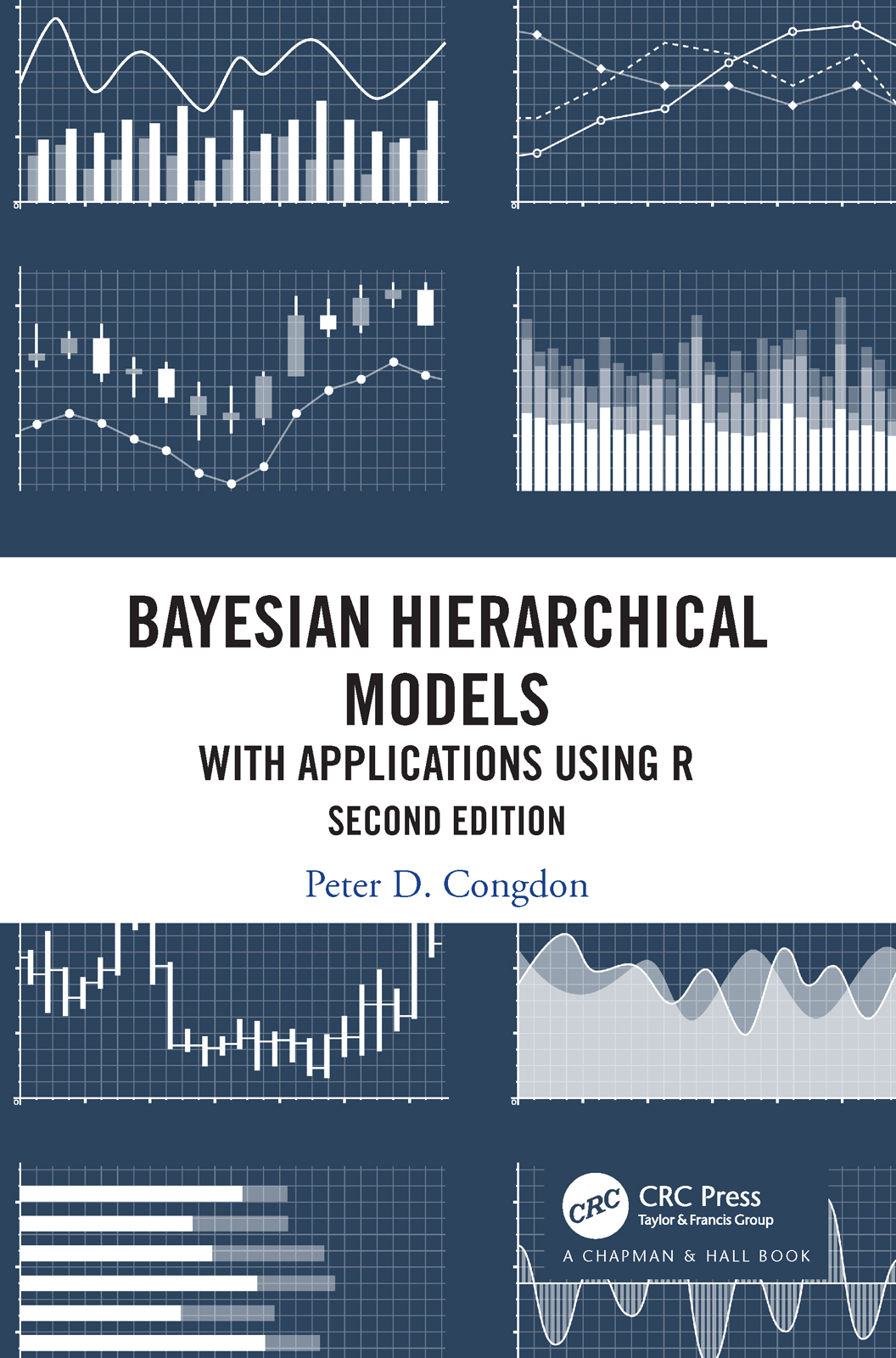 Bayesian Hierarchical Models: With Applications Using R, Second Edition book cover
