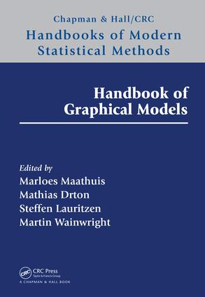 Handbook of Graphical Models book cover