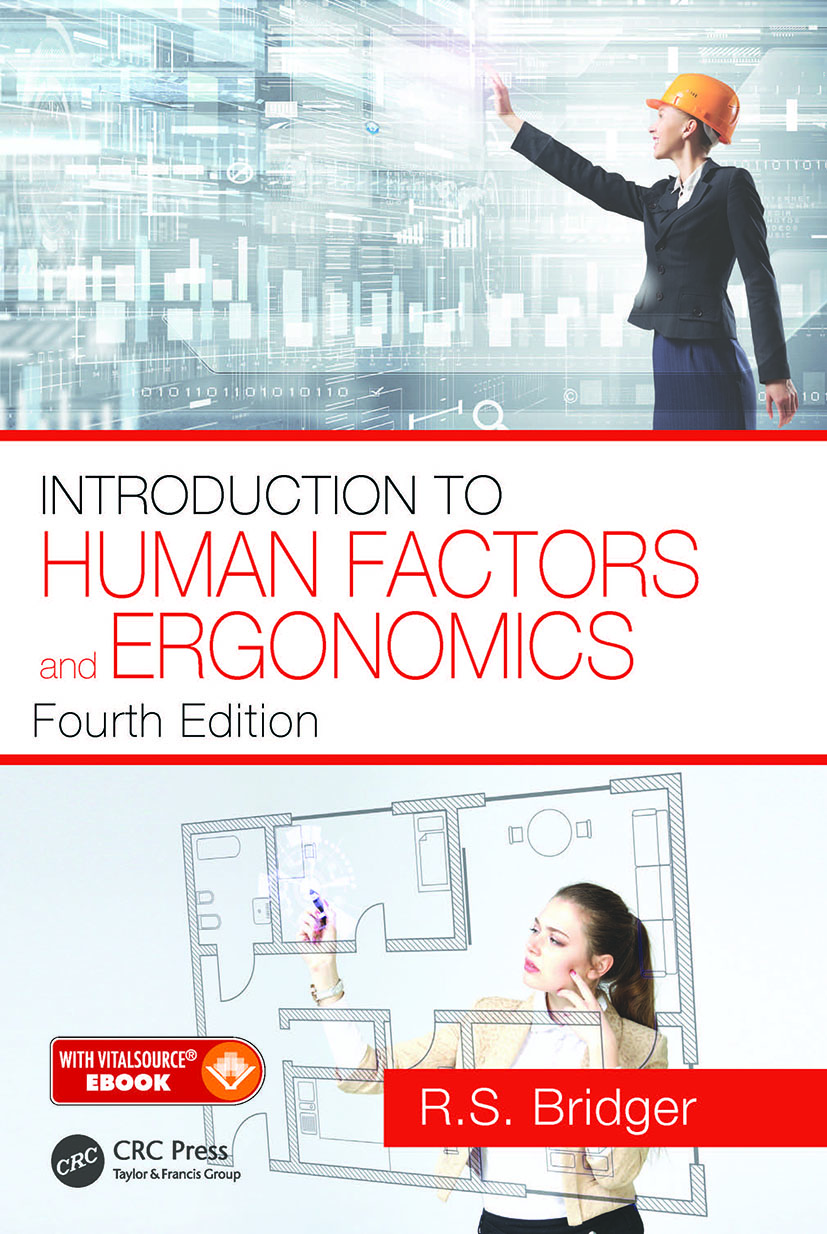 Introduction to Human Factors and Ergonomics: 4th Edition (e-Book) book cover