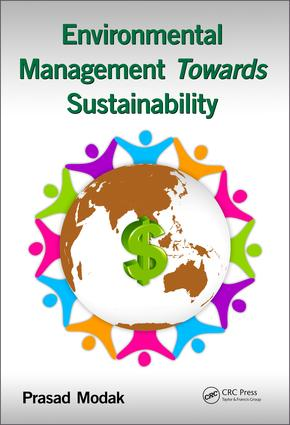 Environmental Management towards Sustainability: 1st Edition (Hardback) book cover