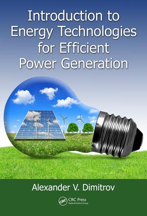 Introduction to Energy Technologies for Efficient Power Generation (Hardback) book cover