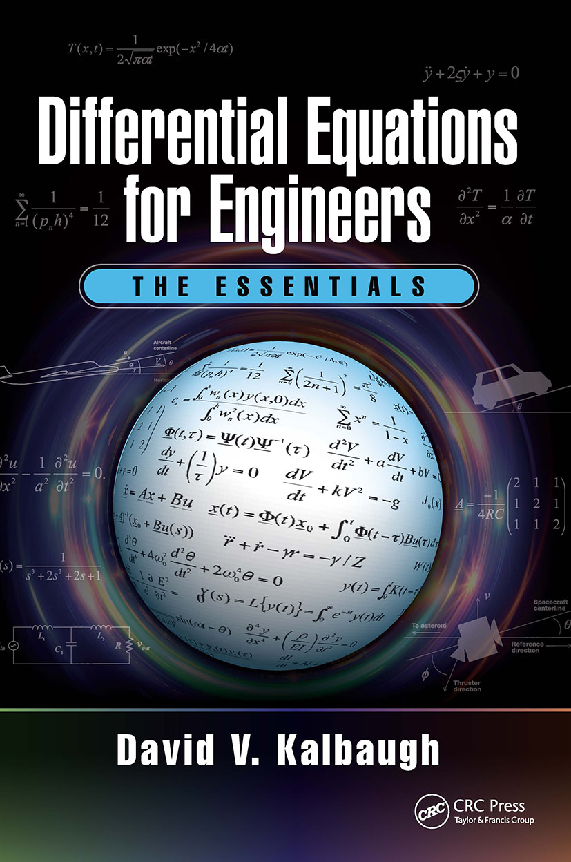 Differential Equations for Engineers: The Essentials, 1st Edition (Hardback) book cover