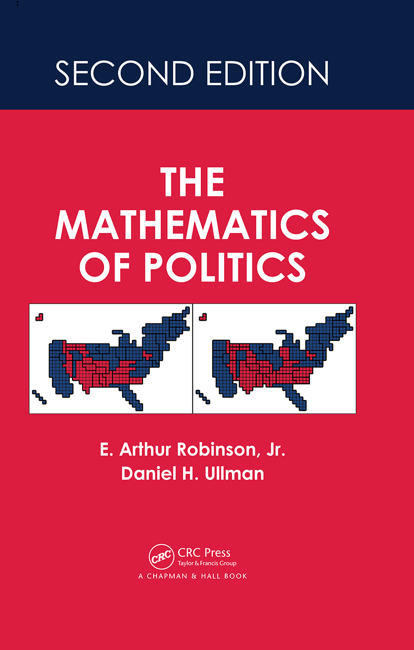 The Mathematics of Politics: 2nd Edition (Hardback) book cover