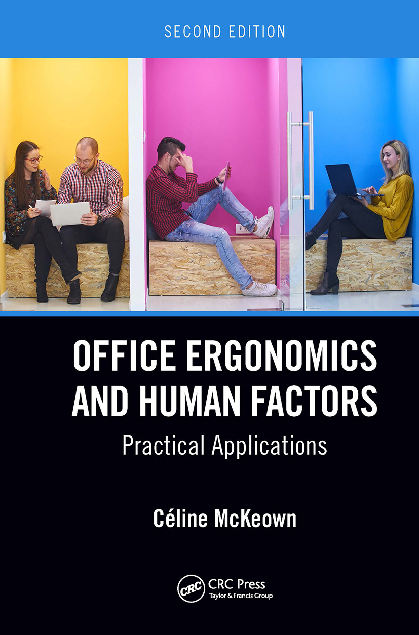 Office Ergonomics and Human Factors: Practical Applications, Second Edition book cover