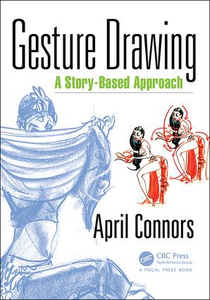 Gesture Drawing: A Story-Based Approach, 1st Edition (Paperback) book cover