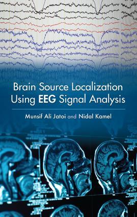 Brain Source Localization Using EEG Signal Analysis: 1st Edition (Hardback) book cover