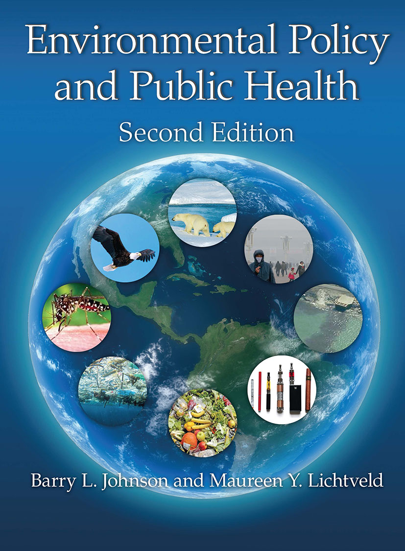 Environmental Policy and Public Health: 2nd Edition (Hardback) book cover