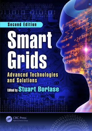 Smart Grids: Advanced Technologies and Solutions, Second Edition book cover