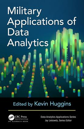 Military Applications of Data Analytics book cover