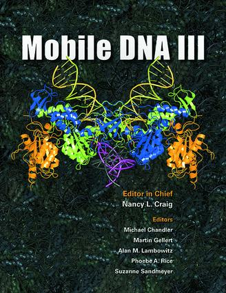 Mobile DNA III: 3rd Edition (Hardback) book cover