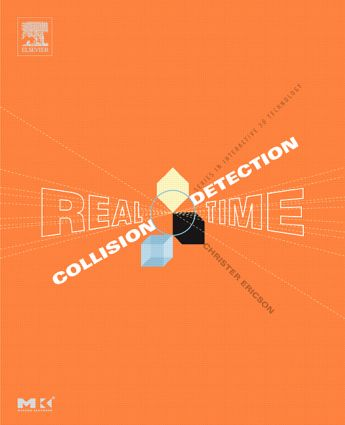 Real-Time Collision Detection: 1st Edition (Hardback) book cover