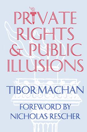 Private Rights and Public Illusions: 1st Edition (Paperback) book cover