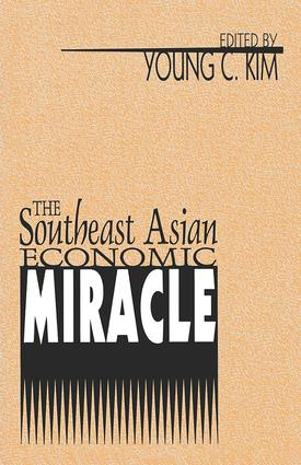 The Southeast Asian Economic Miracle: 1st Edition (Paperback) book cover