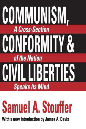 Communism, Conformity and Liberties: 1st Edition (Paperback) book cover