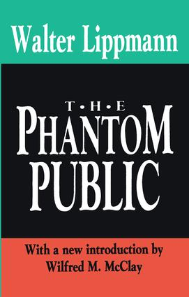 The Phantom Public book cover