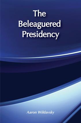 Making The Process Work: The Procedural Presidency of George Bush