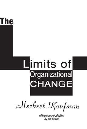 The Limits of Organizational Change: 2nd Edition (Paperback) book cover