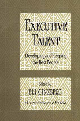 Executive Talent: Developing and Keeping the Best People, 2nd Edition (Paperback) book cover