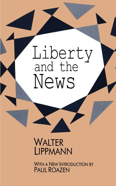 Liberty and the News book cover